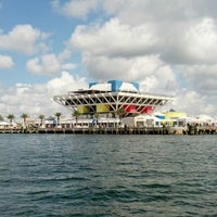 Photo taken at St. Petersburg Pier by Capt R. on 5/3/2013