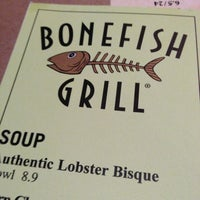 Photo taken at Bonefish Grill by Daniel S. on 3/3/2013