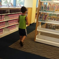 Photo taken at Brentwood Public Library by Gustavo S. on 7/16/2013