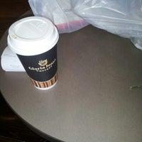 Photo taken at Gloria Jean's Coffees by Linda J. G. on 2/27/2013