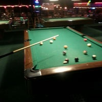 Photo taken at Barney's Billiards Saloon by Caramels' D. on 1/23/2013