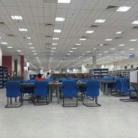 Photo taken at Siti Hasmah Digital Library by tazz on 2/19/2014