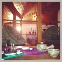 Photo taken at Bohemia Tea House by Cristian A. on 3/24/2013