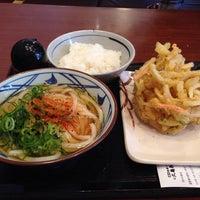 Photo taken at 丸亀製麺 信州中野店 by Tak0107 on 3/8/2014