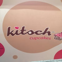 Photo taken at Kitsch cupcakes by Deejay A. on 4/24/2013