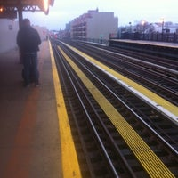 Photo taken at Broadway Station by Rich O. on 12/16/2012