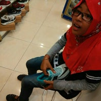 Photo taken at Outlet Biru by Andre K. on 5/22/2016