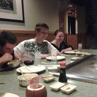 Photo taken at Kyoto Japanese Steakhouse by Carolyn W. on 7/24/2013