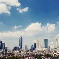 Photo taken at Mayapada Tower Sudirman by Albert W. on 7/13/2015