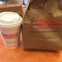 Photo taken at Dunkin' Donuts by Dylan C. on 2/27/2015