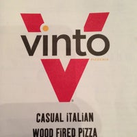 Photo taken at Vinto by David L. on 6/23/2013