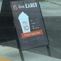 Photo taken at Starbucks by Katrina W. on 8/30/2013