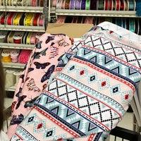Photo taken at JOANN Fabrics & Crafts by Maribel P. on 6/8/2016