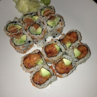 Photo taken at Sushi Damo by KT C. on 2/14/2013