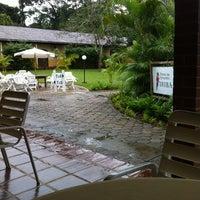 Photo taken at Hotel Floresta Amazônica by Thiago G. on 1/14/2013