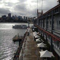 Photo taken at Pier One Sydney Harbour, Autograph Collection by Andrew P. on 6/23/2013