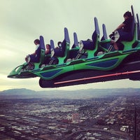 Photo taken at Xscream - Stratosphere by Jordan P. on 4/6/2013