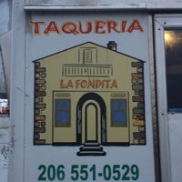 Photo taken at Taqueria La Fondita #2 by Matt K. on 10/4/2016