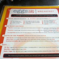 Photo taken at Eggs In the City by Darby G. on 2/28/2013