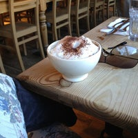 Photo taken at Le Pain Quotidien by Ani T. on 1/10/2013