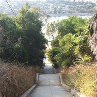 Photo taken at Mattachine Steps by Jinky K. on 10/13/2013