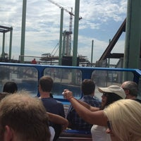 Photo taken at Willamette Jet Boat Tours by Kelly Jo H. on 8/9/2013