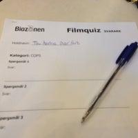 Photo taken at Nordisk Film Biografer by Anne L. on 8/14/2013