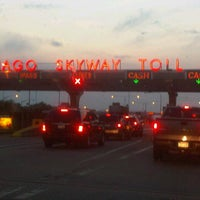 Photo taken at Chicago Skyway by Will B. on 6/15/2013