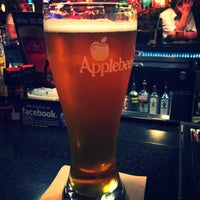 Photo taken at Applebee's by Christopher J. on 5/3/2015