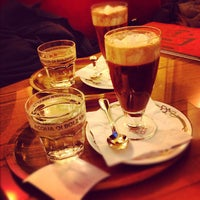 Photo taken at Stadt Café Città by Ares A. on 12/10/2012
