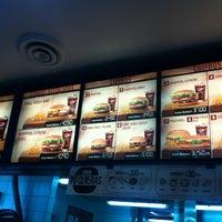 Photo taken at Burger King by María Pastora S. on 9/1/2013