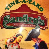 Photo taken at Tink-A-Taco Mexican Food & Cantina by Tina I. on 1/5/2013