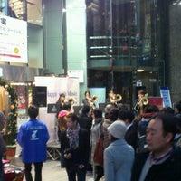 Photo taken at 山野楽器 銀座本店 by Toshi Y. on 11/25/2012