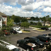 Photo taken at Lake outside of Publix by Maurice W. on 9/27/2012