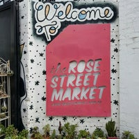 Photo taken at Rose Street Artists' Market by Joy L. on 6/19/2016
