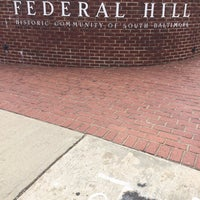 Photo taken at Federal Hill by Jeavonna C. on 10/6/2016