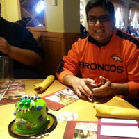 Photo taken at Olive Garden by Terry T. on 2/1/2014