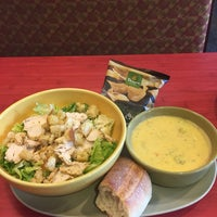 Photo taken at Panera Bread by Mahni M. on 9/19/2016