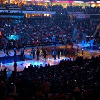 Photo taken at Time Warner Cable Arena by Jamaal D. on 11/18/2012