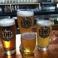 Photo taken at Devils Backbone Brewing Company by E. Bunny on 5/17/2013
