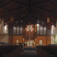 Photo taken at St. Paul Lutheran Church by Rebekah M. on 5/29/2013