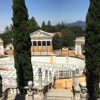 Photo taken at Hearst Castle Roman Pool by Michael on 7/26/2016