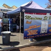 Photo taken at Mariscos El Pescador by Liz D. on 10/12/2012