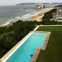 Photo taken at The Plettenberg Hotel Plettenberg Bay by Walter G. on 11/5/2012