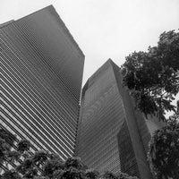 Photo taken at Marina Bay Financial Centre (MBFC) Tower 1 by Marek K. on 9/10/2016