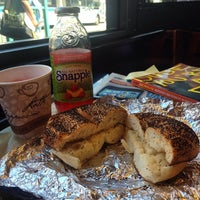 Photo taken at 14th Street Pizza Bagel Cafe by Mike C. on 7/11/2014