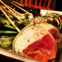Photo taken at Jizake Sushi by Shannon O. on 2/24/2013