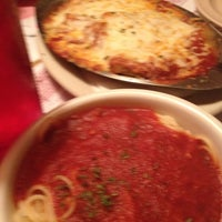 Photo taken at Monty's Pizza by Frances J. on 3/8/2014