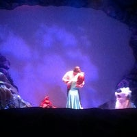 Photo taken at Voyage of The Little Mermaid by Charley P. on 8/3/2013