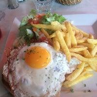 Photo taken at Café Parisien by Monifa P. on 5/19/2013